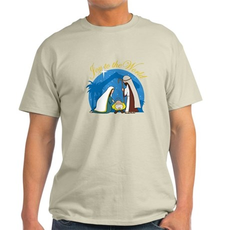 Nativity Scene Light T-Shirt