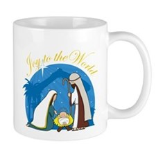 Nativity Scene Small Mug