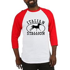 ltalian Stallion Baseball Jersey