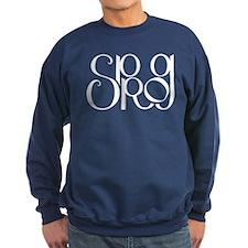 Sprog black Sweatshirt