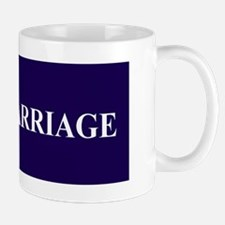 Support Marriage Mug
