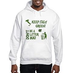 Italian Litterbug Hoodie