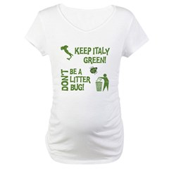 Italian Litterbug Shirt