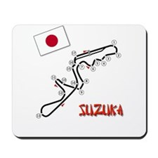 Suzuka Mousepad