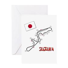 Suzuka Greeting Card
