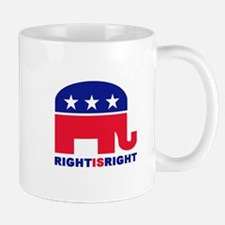 Right is Right Mug