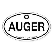 Auger Hole