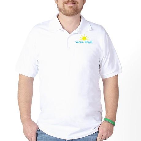 Venice Beach Sun - Golf Shirt