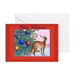 Baubles and Bone Greeting Cards (Pk of 10)