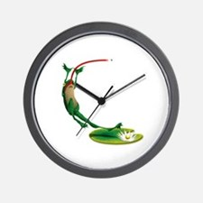 There Goes Lunch ;)~ Wall Clock
