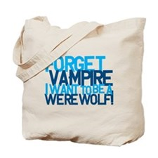 NEW MOON WEREWOLF! Tote Bag