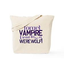 NEW MOON WEREWOLF! Tote Bag
