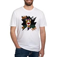 Collie Clown Halloween Shirt