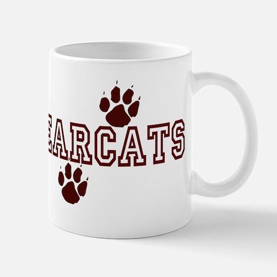 BEARCATS (5) Mug
