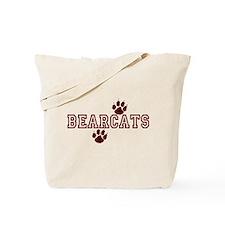 BEARCATS (5) Tote Bag