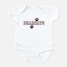 BEARCATS (5) Infant Bodysuit