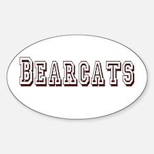 BEARCATS (7) Decal