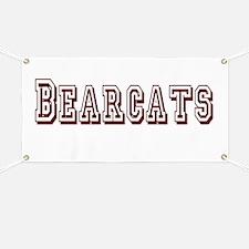 BEARCATS (7) Banner