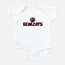 BEARCATS (8) Infant Bodysuit