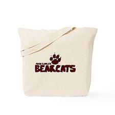 PASO ROBLES BEARCATS (10) Tote Bag