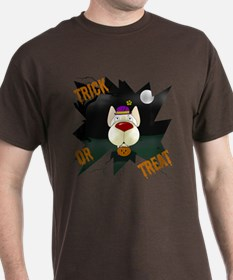 Frenchie Clown Halloween T-Shirt