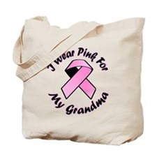 For My Grandma #1 Tote Bag