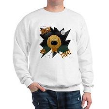 Golden Devil Halloween Sweatshirt