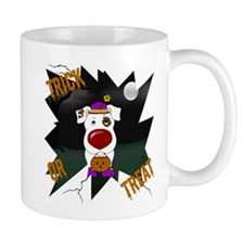 Smooth Jack Clown Halloween Mug