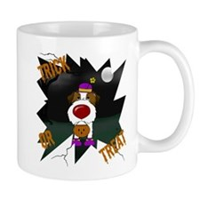 Wire Jack Clown Halloween Mug