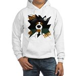 Wire Jack Devil Halloween Hooded Sweatshirt