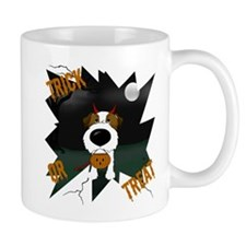 Wire Jack Devil Halloween Mug