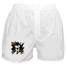 Smooth Jack Devil Halloween Boxer Shorts