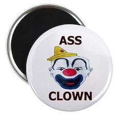 Ass Clown Magnet