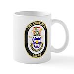 USS Comstock LSD 45 US Navy Ship Mug
