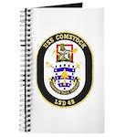 USS Comstock LSD 45 US Navy Ship Journal