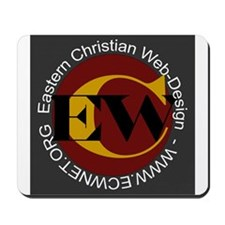 Eastern Christian Web-Design Mousepad