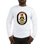 USS Defender MCM 2 US Navy Ship Long Sleeve T-Shir