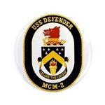 USS Defender MCM 2 US Navy Ship 3.5