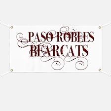 PASO ROBLES BEARCATS (13) Banner