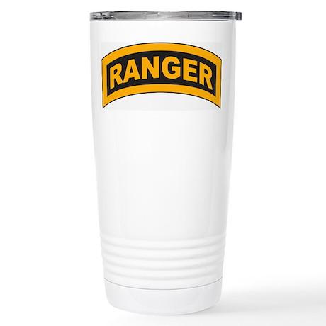 Ranger Tab Stainless Steel Travel Mug