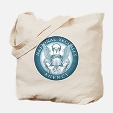 Unique National security agency Tote Bag