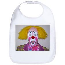 Cute Clown wigs Bib