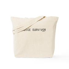 Choice Survivor Tote Bag