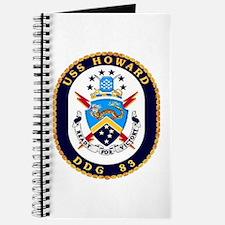 USS Howard DDG 83 US Navy Ship Journal