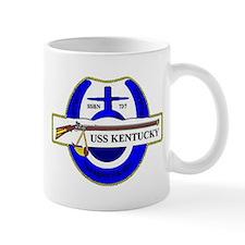 USS Kentucky SSBN 737 US Navy Ship Mug