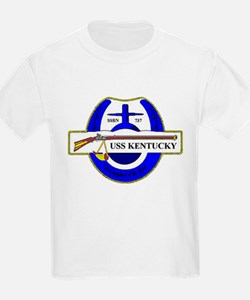 USS Kentucky SSBN 737 US Navy Ship T-Shirt