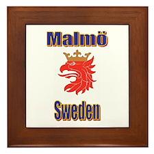 The Malmo Store Framed Tile