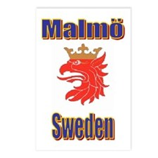 The Malmo Store Postcards (Package of 8)