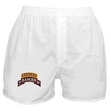 2D Ranger BN Scroll with Rang Boxer Shorts