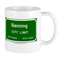 Banning Mug